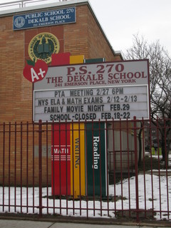 P.S. 270 - Home of Bright Star Summer Camp